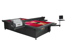UV Hybrid Flatbed Printer, Roll to Roll Printer